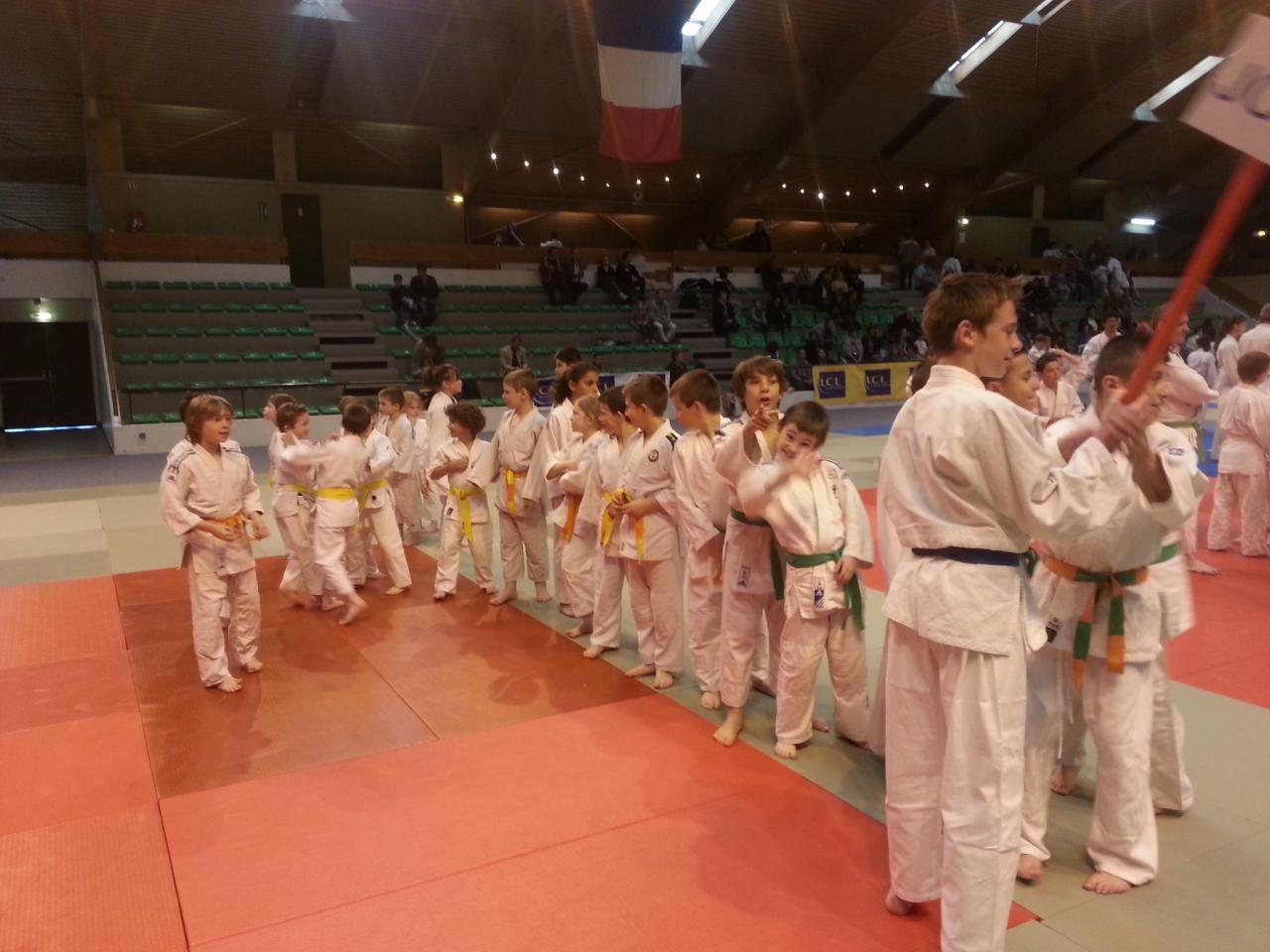Mercredi de l'Equipe de France à Dreux le 28 mai 2014