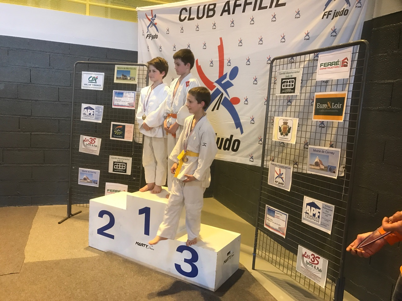 Tournoi d'Illiers Combray le 2 Avril