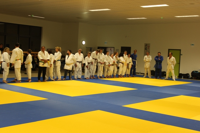 Parents sur le Tatami 18/12/2018