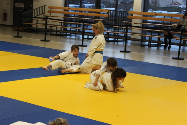 Parents des Baby sur le Tatami 19/12/18
