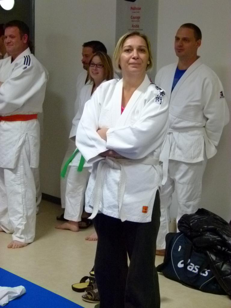 Parents sur le Tatami 15/12/2015