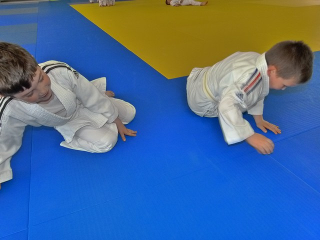 Animation Baby-Judo du 27 Avril 2016
