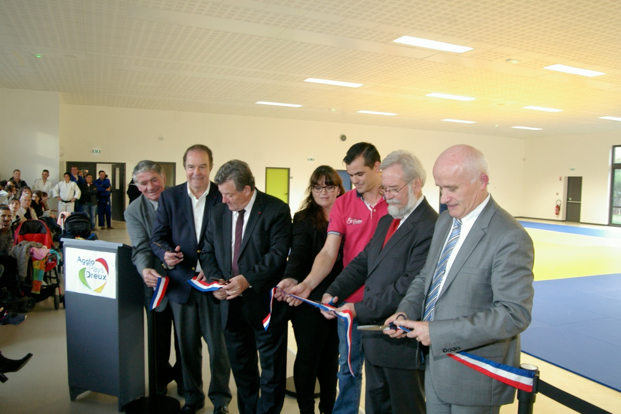 Inauguration le 14 octobre 2015